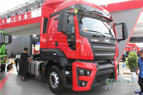 JMC Weilong Prime Mover