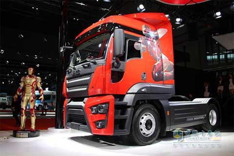 JMC Weilong Prime Mover+JMC Ford Engine+FAST Transmission