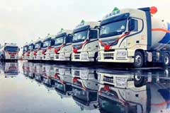 Dongfeng KX Hazardous Materials Delivery Truck Unveils in Shandong