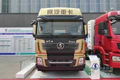 SHACMAN Delong X3000 LNG Truck and M3000 CNG Truck Set to Make Splashes