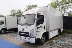 XCMG New Energy Vehicle Makes Big Splashes in China