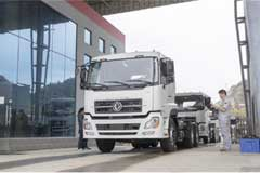 Dongfeng Truck Makes Entry into West Africa Market