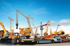 XCMG Predits Solid Growth as Global Demand for Equipment Increases