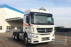 Beiben Secures an Order for 135 Units of V3ET Trucks from CNPC