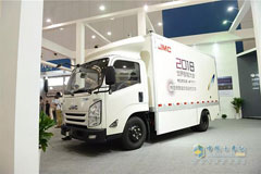JMC Secures an Order of 3,000 Units Electric Light Trucks