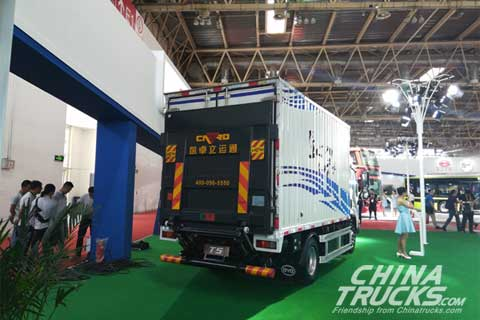 BYD T5 Electric Cargo Truck