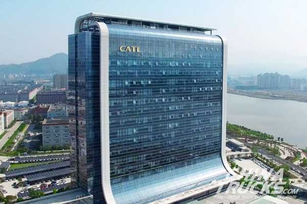 CATL Opens Japan Sales Office to Boost Cooperation with Local Automakers