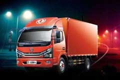 Dongfeng Duolika Dewei Series Truck Made its Debut