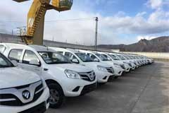 757 Units Foton Tunland Pickups to be Delivered to State Grid
