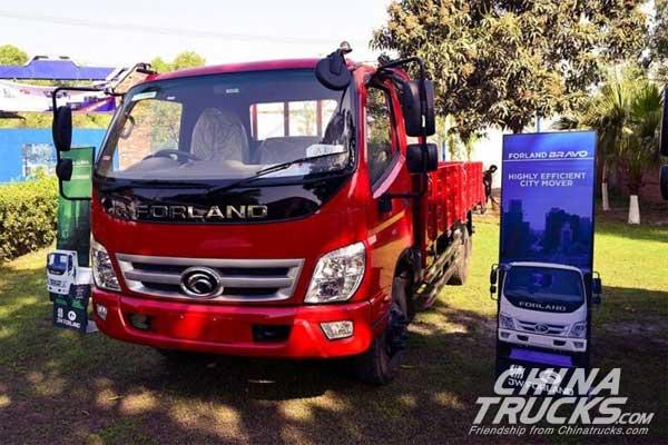 JW Forland plans to produce dump, cargo trucks in Pakistan