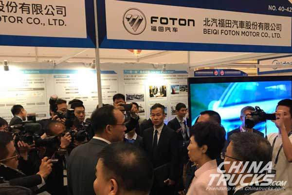 FOTON's One-Stop Customized Service Solution Platform for Engineering Projects