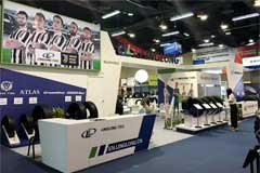 Linglong Appears on Latin American&Caribbean Tyre Expo 2018