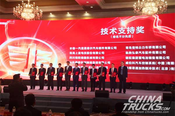 WABCO Achieves a New annual Record for Customer Awards and Industry Recognition