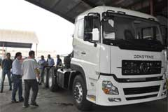Dongfeng Trucks Ready for Ghanaian market