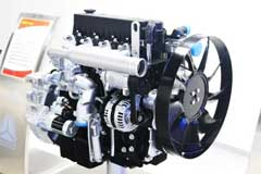 Sinotruk's First MC04 Engines Coming off the Line for Delivery