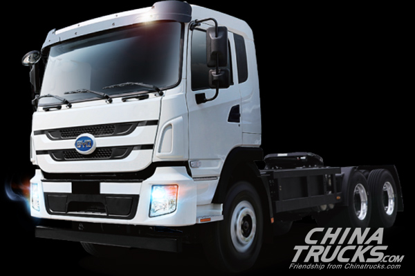 BYD Trucks Officially Available to Export to Canada for Sale and Operation