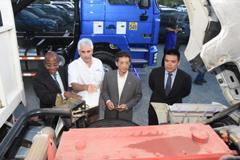 Shacman Trucking Jamaica To Achieve Success