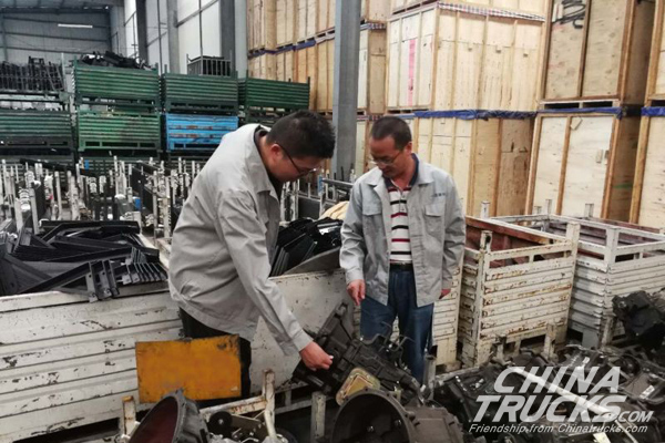 Chinatrucks.com Finds FAW Jiefang Parts for Customer from Trinidad and Tobago