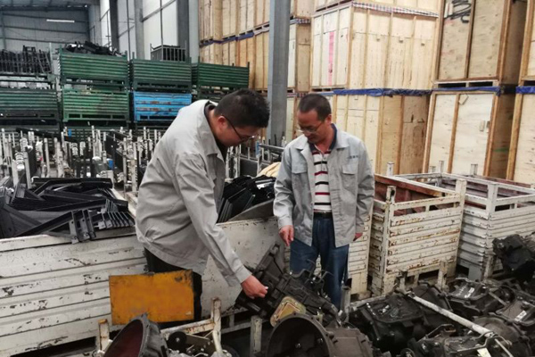 Chinatrucks.com Finds FAW Jiefang Parts for Customer from Trinidad and Tobago
