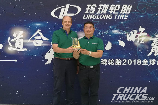 Linglong Team up with Cimcorp for factory automation upgrades