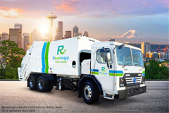 BYD to Deliver Electric Refuse Trucks to Seattle