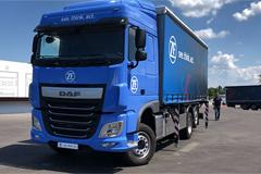 ZF Prepares Electric, Autonomous Truck Takeover