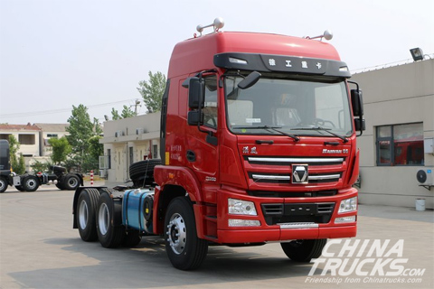 XCMG Hanvan G5 430hp 6X4 (NXG4250D5NC)