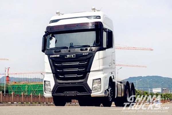 Five Heavy-duty Trucks to Get Launch in Second Half Year
