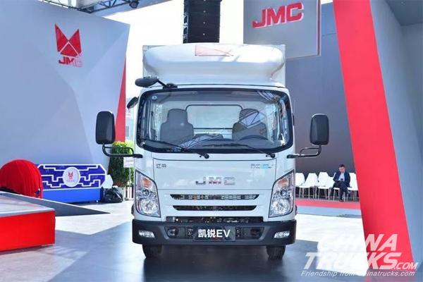 JMC Secures One More Deal for 2,000 Units Kairui EV