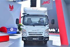 JMC Kairui EV Secures Another 2,000 units' Bulk Order
