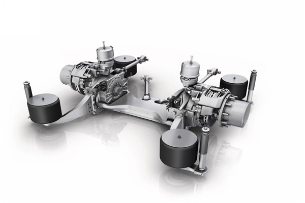 ZF: China Commercial Vehicle Has Huge Market Potential