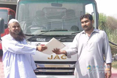 JAC Shuailing Continues to Strengthen its Presence in Asia