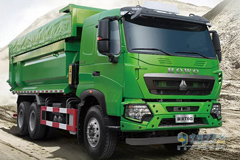 Sinotruk Launches Eight Models to Support China's Battle for Blue Skies