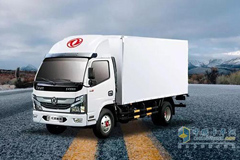 Dongfeng Captain Built for City Delivery