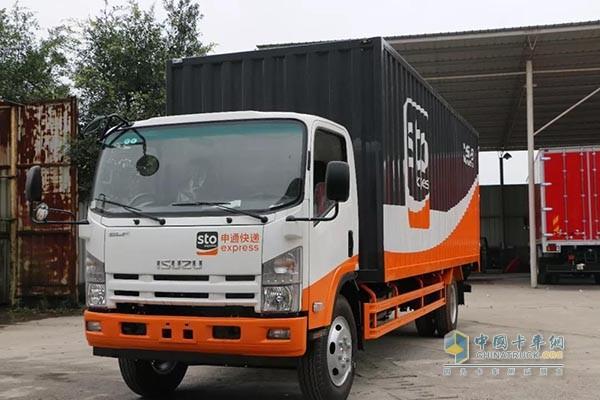 Qingling Secured Orders of 580 Units Cargo Trucks