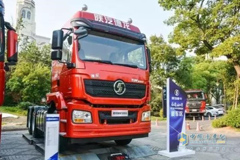 Shacman New M3000 Truck with Upgraded Power Hits Market