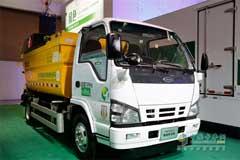 Qingling EV600 Refuse Truck