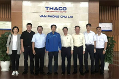 Yuchai Reached Consensus with Vietnam THACO on Strategic Cooperation