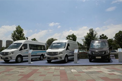 Foton Business Vehicle Sales Grew 6.7% in H1