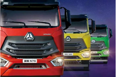 Sinotruk Hohan N Truck Set for Launching Soon
