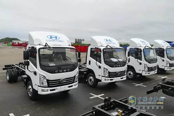 CHMC ZEDO 300M II Light Truck Gains Higher Popularity Among Overseas Customers