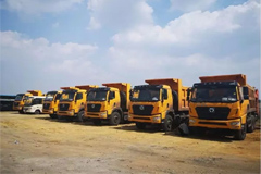 XCMG Mining Dumpers Make Contribution to Mine Construction in Inner Mongolia