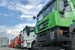 SAIC Hongyan Sold 3,600 Units Heavy-duty Trucks in August