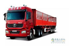Shacman Rolls Out Truck with Weichai WP10 Engine for Coal Hauling