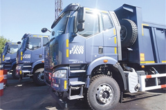 FAW Seeks Expanding in Russian Market with Its Trucks Sales up 171% in H1