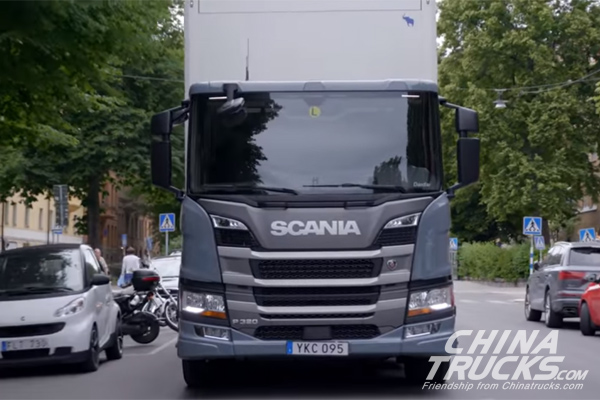 Iaa 2018 Scania To Present New Plug In Hybrid Truck