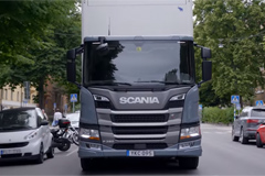 IAA 2018: Scania to Present New Plug-in Hybrid Truck