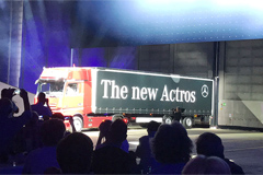 IAA 2018: New Mercedes-Benz Actros Unveils Daimler's Next-Gen Safety Techs