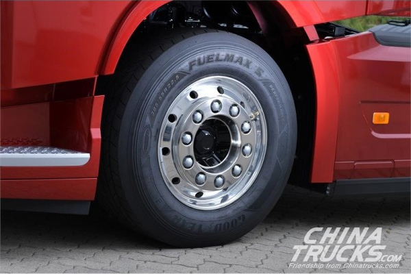 Goodyear Showcases Its First-ever Most Fuel-efficient Tire at IAA