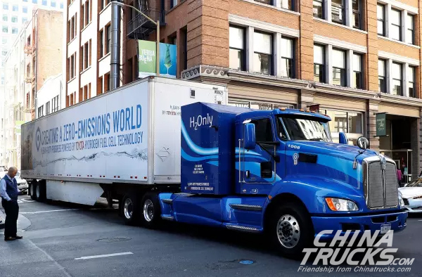 IAA 2018: Hyundai Signs MoU for Rolling out Fuel Cell Electric Trucks